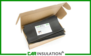 12 Sheets Closed Cell Foam Insulation Van Sound Proofing Thermal Boat Motor 3mm - Boat-yard.com