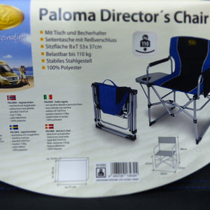 Folding Chair Director's Paloma Camping Boat - Boat-yard.com