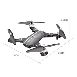 Drone X Pro WIFI FPV 4K HD Camera Batteries Foldable Selfie RC Quadcopter UK - Boat-yard.com
