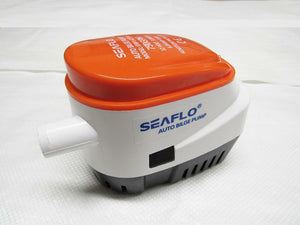 AUTOMATIC 12V BILGE PUMP 750GPH WITH INTERNAL FLOAT SWITCH AUTO WATER BOAT - Boat-yard.com