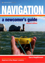 Load image into Gallery viewer, RYA Navigation - A Newcomer's Guide Sailing Reference Book - Boat-yard.com