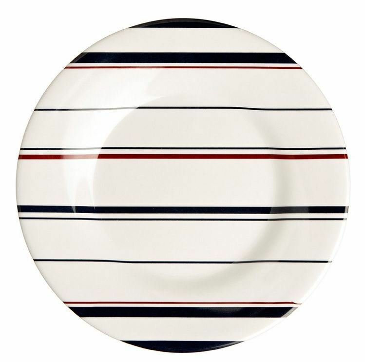 Melamine Dishes Monaco Marine Business Unbreakable Boat Caming Caravans - Boat-yard.com