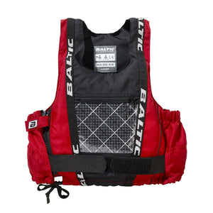 Baltic Dinghy Pro Buoyancy Aid - Red/Black - Boat-yard.com