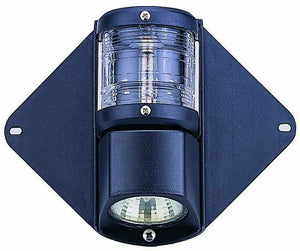 12V Marine Combined Boat Masthead Navigation & Deck Light for BOAT RIB YACHT - Boat-yard.com