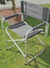 Load image into Gallery viewer, High quality directors deck chair , camping chair , boat chair , BRUNNER BRAVURA - Boat-yard.com