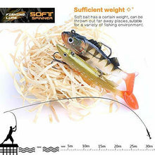 Load image into Gallery viewer, Soft Fishing Lures Kit, Fishing Lures Baits Tackle Set for  sea fishing - Boat-yard.com