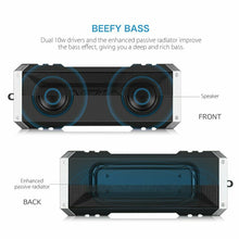 Load image into Gallery viewer, 20W Portable Bluetooth Stereo Speaker Wireless Waterproof Soundbox Universal UK - Boat-yard.com