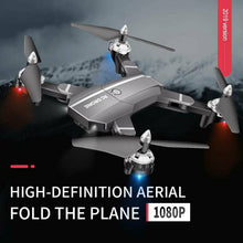 Load image into Gallery viewer, Drone X Pro WIFI FPV 4K HD Camera Batteries Foldable Selfie RC Quadcopter UK - Boat-yard.com