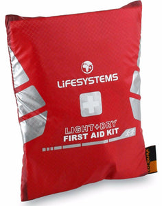 Lifesystems Light & Dry Pro First Aid Kit Ripstop Waterproof Fabric Bag Case - Boat-yard.com