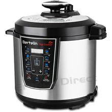 Load image into Gallery viewer, 6L Non-Stick Multi Function Electric Pressure Cooker Stainless Steel Rice Pot - Boat-yard.com
