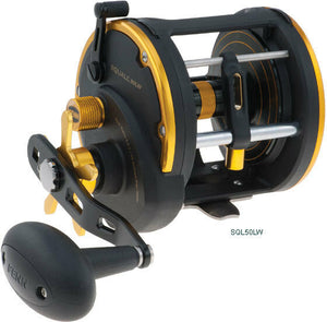 Penn Squall Level Wind Fishing Reel - All Sizes - (Right Hand Wind) - Boat-yard.com