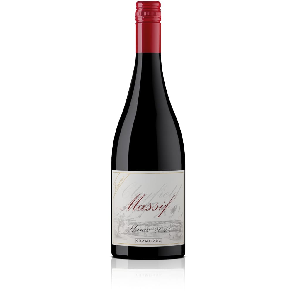 Clayfield - Massif Shiraz