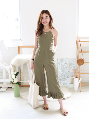 Ryleigh Summer Jumpsuit
