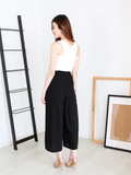 Jacintha Pants in Black