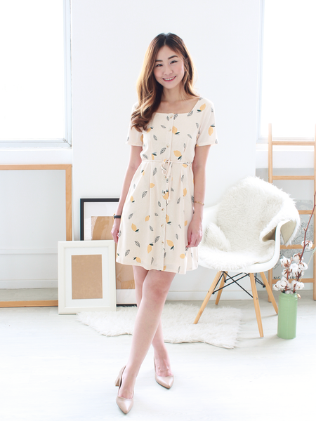 Lemons 2-way Dress