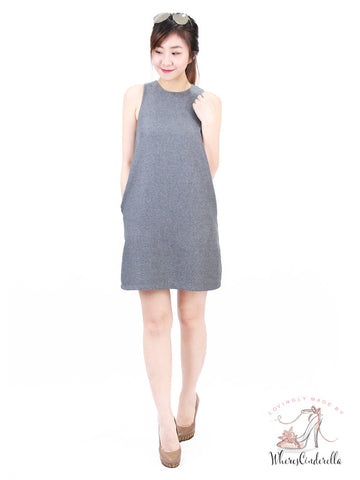 Taylor Pocket Dress | *MADEBYWC