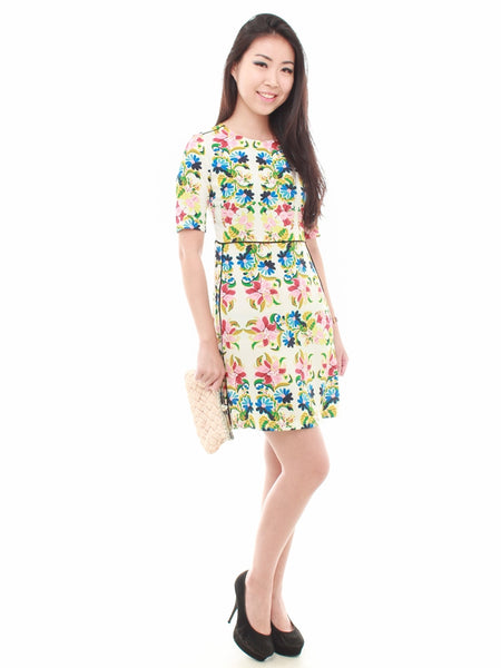 Alexis Shift Dress