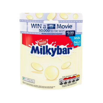 Milkybar Giant Buttons | 8 x 103g