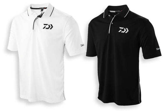 DAIWA VECTOR POLO SHIRTS