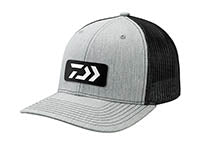 RUBBER PATCH D-VEC COLORED TRUCKER CAPS