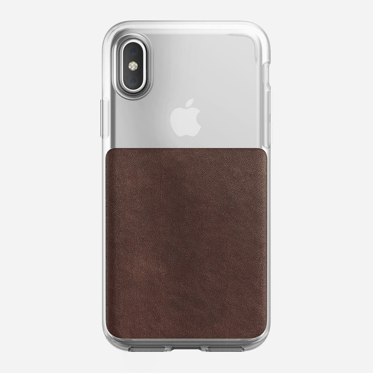 Clear Case for iPhone X