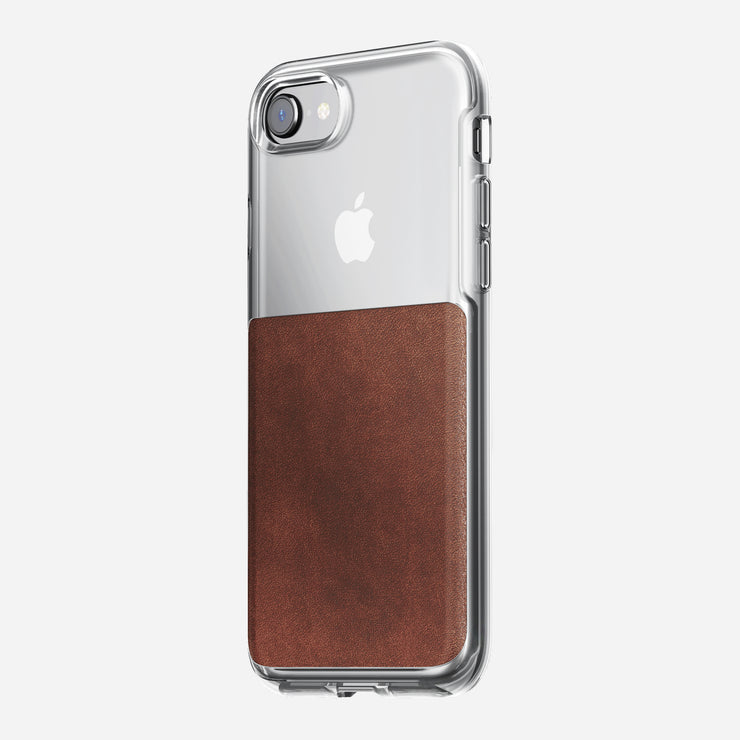 Nomad iPhone 8/7 Clear Case - Image 2