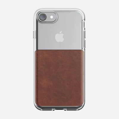 Nomad iPhone 8/7 Clear Case - Image 1