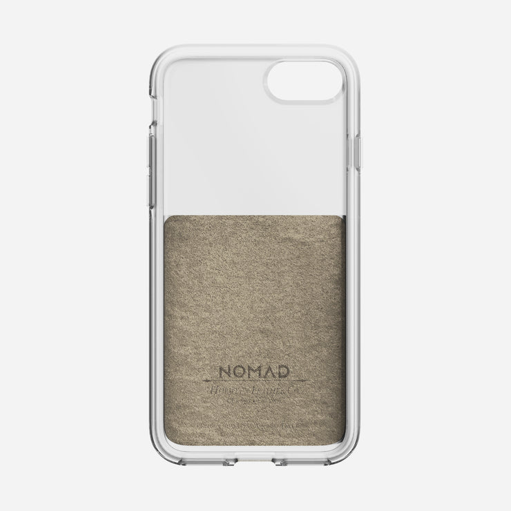 Nomad iPhone 8/7 Clear Case - Image 4