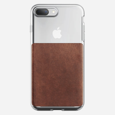 Nomad iPhone 8/7 Plus Clear Case - Image 1