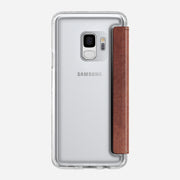 Clear Folio Case for Samsung S9