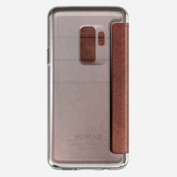 Nomad Clear Folio for Samsung S9 Plus - Image 3