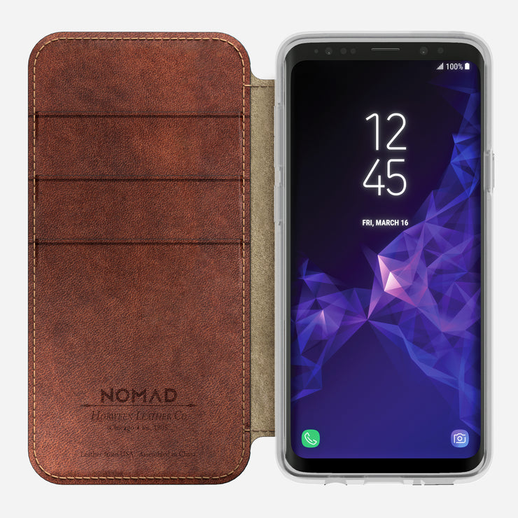 Nomad Clear Folio for Samsung S9 Plus - Image 4
