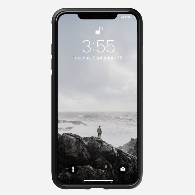 Nomad 174 Rugged Case For Iphone Xs Max Rustic Brown