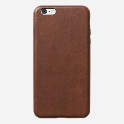 Nomad Leather Case for iPhone 6 Plus - Image 1