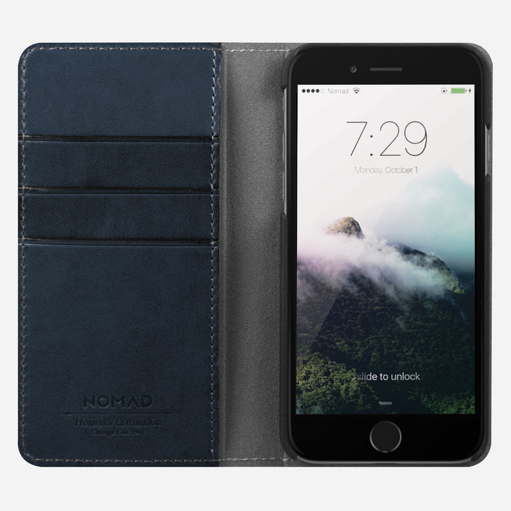 Nomad Leather Folio iPhone 8/7 - Image 4