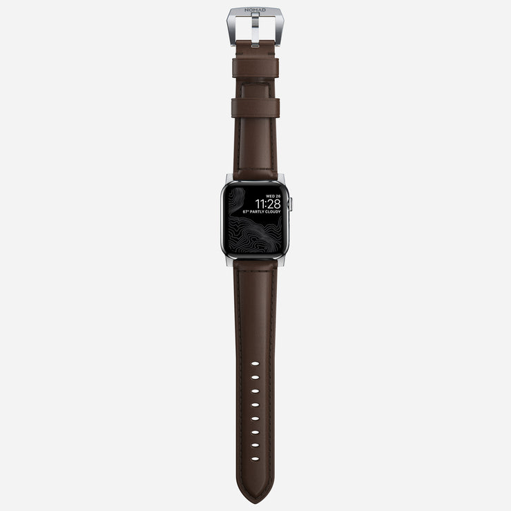 Nomad Traditional Leather Strap - Image 6