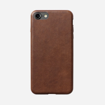 Nomad Leather Case for iPhone 8/7 - Image 1