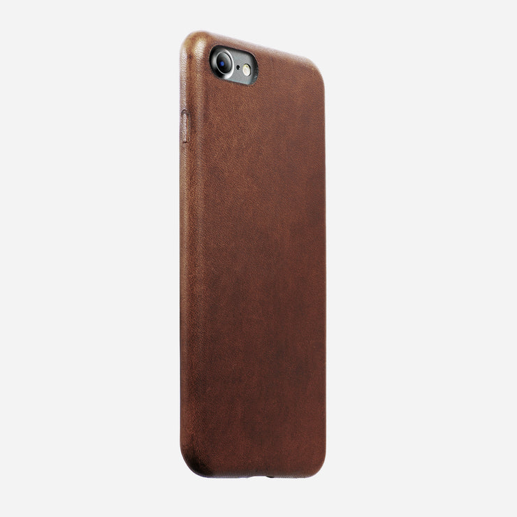 sale retailer 85cf7 52f52 NOMAD® | Leather Case for iPhone 8/7