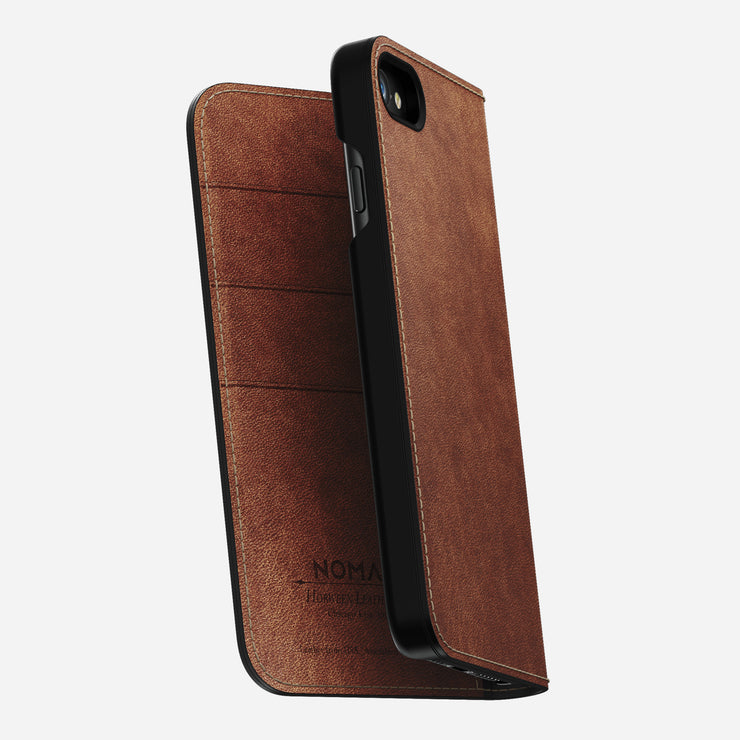 Nomad Leather Folio for iPhone 8/7 - Image 2