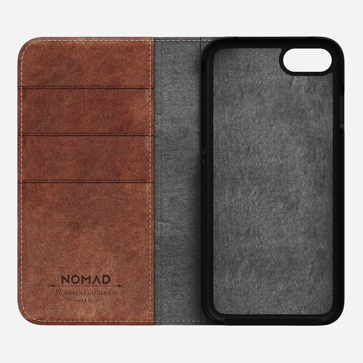 Nomad Leather Folio for iPhone 8/7 - Image 5