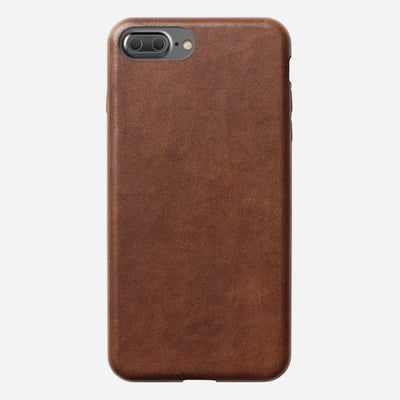 Nomad Leather Case for iPhone 8/7 Plus - Image 1