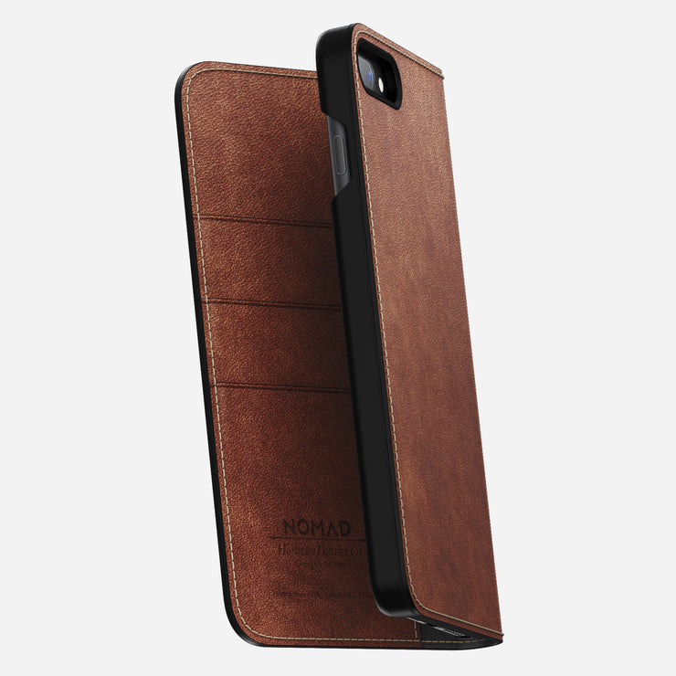 Nomad Leather Folio for iPhone 8/7 Plus - Image 2