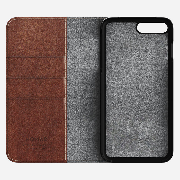 Nomad Leather Folio for iPhone 8/7 Plus - Image 5