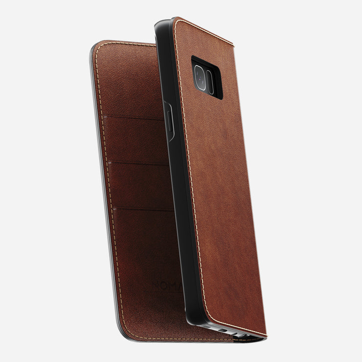 Nomad Leather Folio for Samsung S8 Plus - Image 2