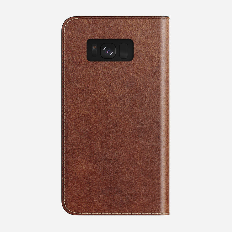 Nomad Leather Folio for Samsung S8 Plus - Image 1