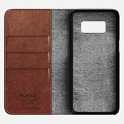Nomad Leather Folio for Samsung S8 Plus - Image 5