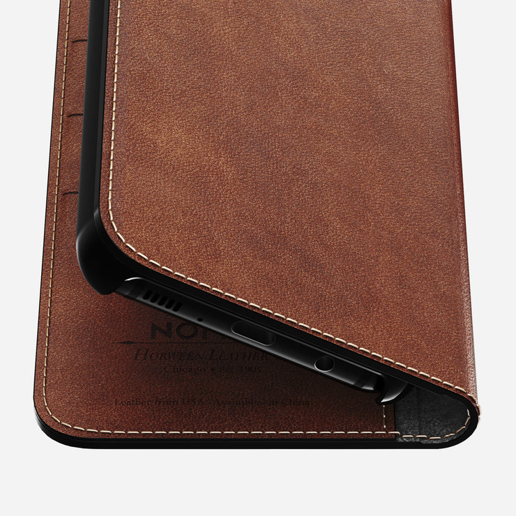 Nomad Leather Folio for Samsung S8 Plus - Image 6