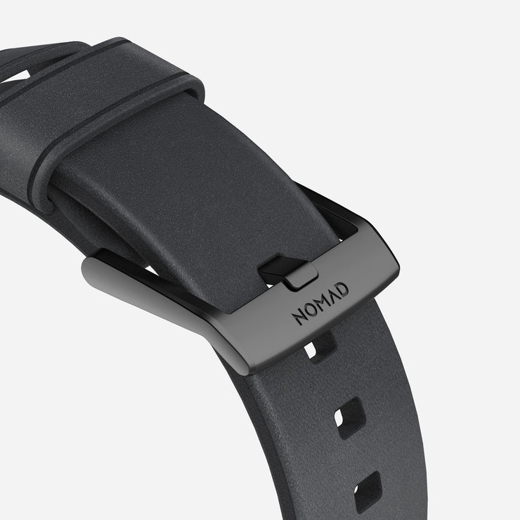 Nomad Gray Modern Leather Strap - Image 6