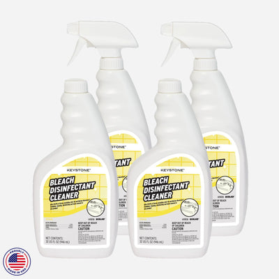 Bleach Disinfectant Cleaner
