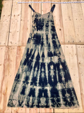 Load image into Gallery viewer, Small Navy Blue Maxi Dress One of a Kind